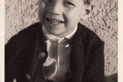der kleine Klaus (ca. 1966)