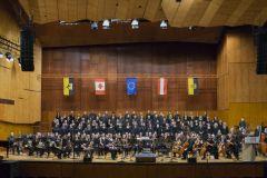 Solitude-Chor und Sinfonieorchester der Universität Hohenheim in der Liederhalle Stuttgart